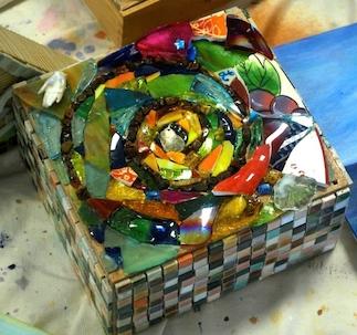 Creativity & Cocktails at Drawing Room (Mosaics)