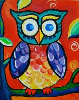 Creativity & Desserts at Planet Swirl